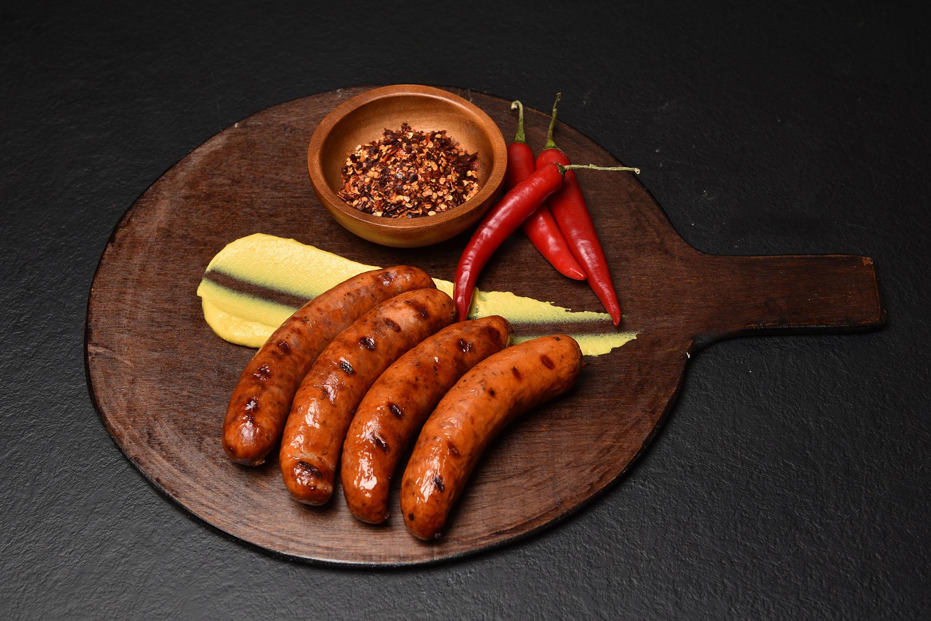 Λουκάνικο Χοιρινά Τσορίθο (Ελαφρώς Πικάντικα) 1+1 δώρο