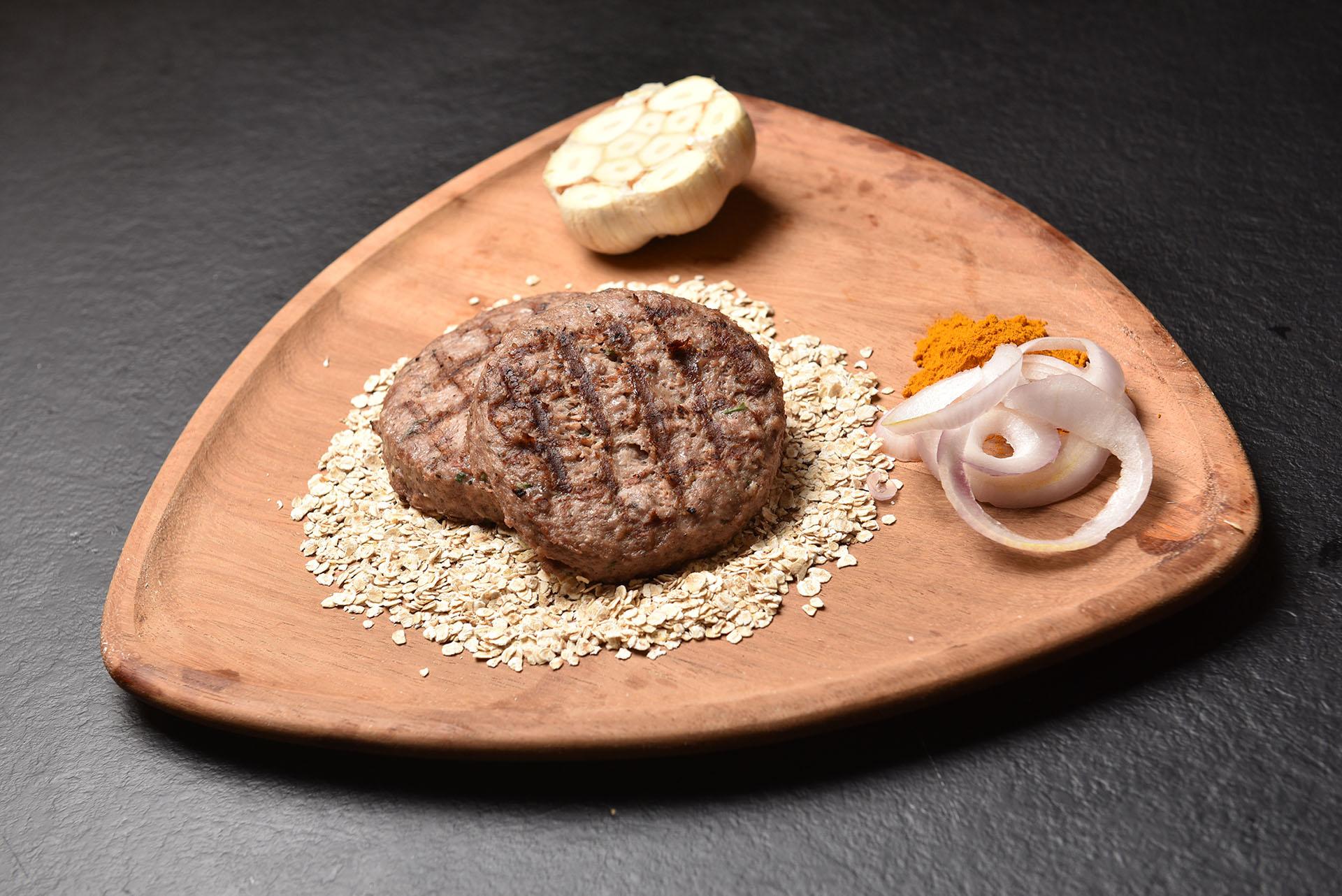Μπιφτέκι με Κιμά Ανάμεικτο (50% Χοιρινό - 50% Βόειο)